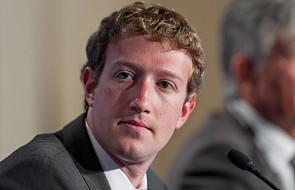 W. Brytania: Zuckerberg nie stawi się przed komisją Izby Gmin