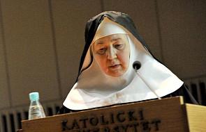 Jak kaznodzieja poucza zakonnice