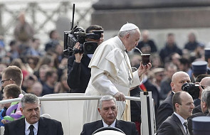 Przed Wielkanocą Franciszek zwrócił się bezpośrednio do Polaków