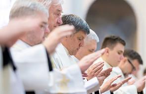 Kard. Nycz do kapłanów: bądźmy służebni wobec Kościoła i w Kościele