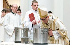 Abp Skworc do kapłanów: medytacja, modlitwa i adoracja to centrum pracy duszpasterskiej