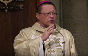 Niecodzienna prośba abpa Rysia do księży w Wielki Czwartek