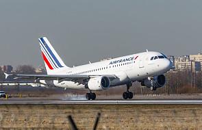 W piątek strajk płacowy w Air France; odwołano część lotów