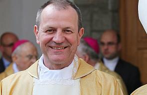 Abp Wojda: pozwólcie Chrystusowi obmyć swoje nogi