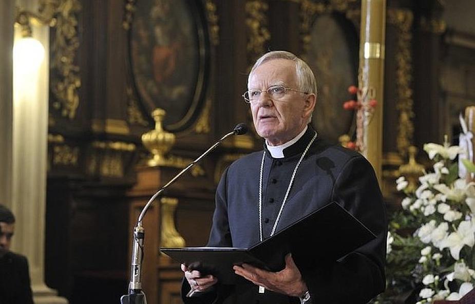 Abp Jędraszewski: bp Jan Pietraszko był prawdziwym przewodnikiem ducha i mistrzem słowa