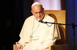 Nowa papieska adhortacja apostolska o świętości ukaże się na Wielkanoc