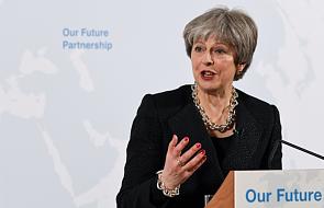 Wielka Brytania: ostrożne komentarze po przemówieniu Theresy May