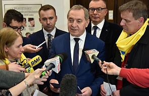 Minister Kowalczyk: będzie nowy program antysmogowy; dla najuboższych - dopłaty