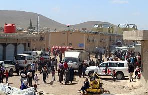 W Syrii żołnierz amerykański i brytyjski zginęli w wyniku eksplozji ładunku wybuchowego