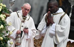 Papież i rabin Rzymu wymienili świąteczne życzenia