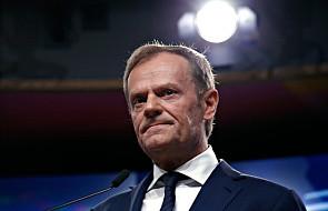 Donald Tusk: sytuacja w Polsce daje powody do troski i do zaangażowania