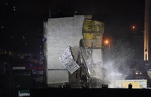 Poznań: znaleziono ciało piątej ofiary katastrofy budowlanej