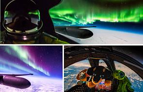 """Internauci podziwiają zdjęcia pilota samolotu szpiegowskiego. """"A więc to tak mieszka Bóg"""""""