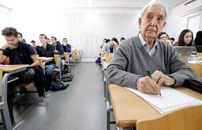 Ten 80-latek pojechał... na Erasmusa