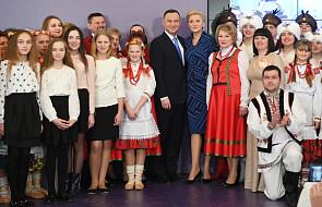 Prezydent: chciałbym, by Polacy na całym świecie przeżywali stulecie niepodległości