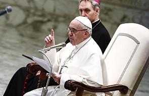 Papież Franciszek: Modlitwa Eucharystyczna uczy nas dziękczynienia [DOKUMENTACJA]
