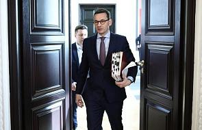 W czwartek premier Morawiecki uda się do Brukseli na spotkanie z szefem KE Junckerem