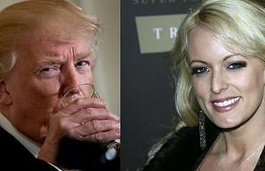 Aktorka porno złożyła pozew przeciw Trumpowi w sprawie umowy poufności