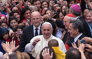 Papież Franciszek odwiedzi tę wspólnotę w najbliższą niedzielę