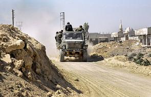 Syria: konwój z pomocą humanitarną wjechał do Wschodniej Guty