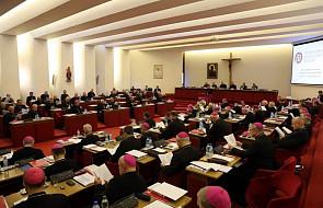 Najbliższe zebranie Episkopatu poświęcone m.in. pracom nad wytycznymi do Amoris laetitia
