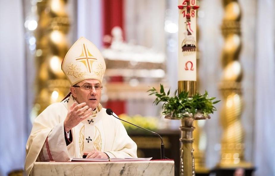 Prymas Polski w Wigilię Paschalną: ta święta noc przynosi nam dar nowego życia