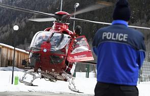 Szwajcaria: trzy osoby zginęły w lawinie w Alpach Berneńskich