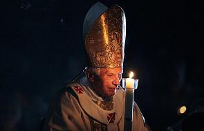 Papież emeryt Benedykt XVI spędza Wielkanoc w watykańskim klasztorze