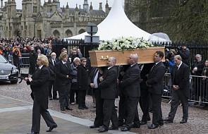 W.Brytania: uroczystości pogrzebowe Stephena Hawkinga w Cambridge