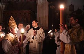 Abp Jędraszewski: w świetle zmartwychwstania spojrzenie w przyszłość jest pełne ufności i wiary