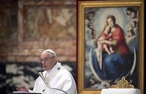 Franciszek: kapłani winni być współpracownikami miłosierdzia