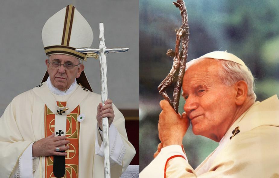 Podział na Kościół św. Jana Pawła II i Kościół Franciszka?