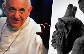 """Papież wskazuje jak uwolnić się od wpływu diabła. """"Tu chodzi o istotę osobową, która nas dręczy"""""""