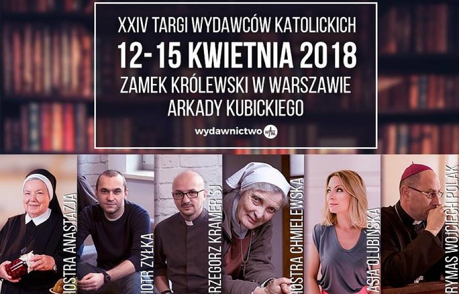 Warszawa: rozpoczynają się Targi Wydawców Katolickich. Będzie można spotkać wielu autorów