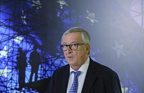Juncker chwali działania władz Słowacji ws. zabójstwa Kuciaka