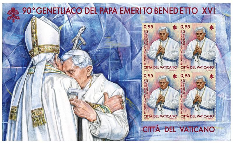Dziś urodziny papieża seniora. Jak wyglądały w poprzednich latach? - zdjęcie w treści artykułu nr 2