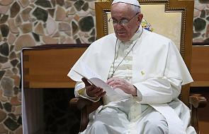 """Papież napisał list do biskupów. """"Popełniłem poważne błędy"""" [PEŁEN TEKST]"""