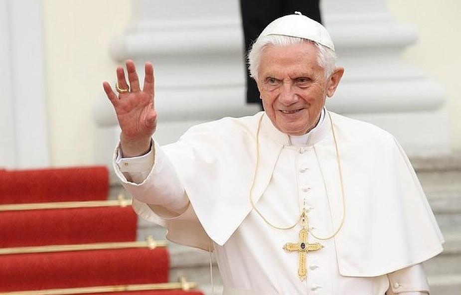 Watykan: kameralne obchody 91. urodzin Benedykta XVI