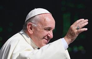 Papieska audiencja dla wykładowców uniwersytetu Villanova
