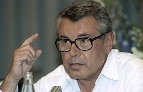 W USA zmarł czeski reżyser o światowej sławie, Milosz Forman