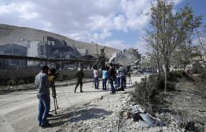 Dworczyk: atak w Syrii - skutkiem użycia broni chemicznej