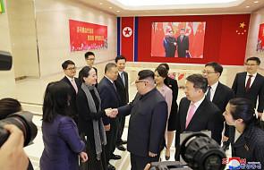 Kim Dzong Un wzywa do silniejszych związków z Chinami