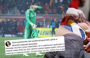 """Polski piłkarz reanimował ofiary wypadku. """"Stracił na rękach dwa życia"""""""