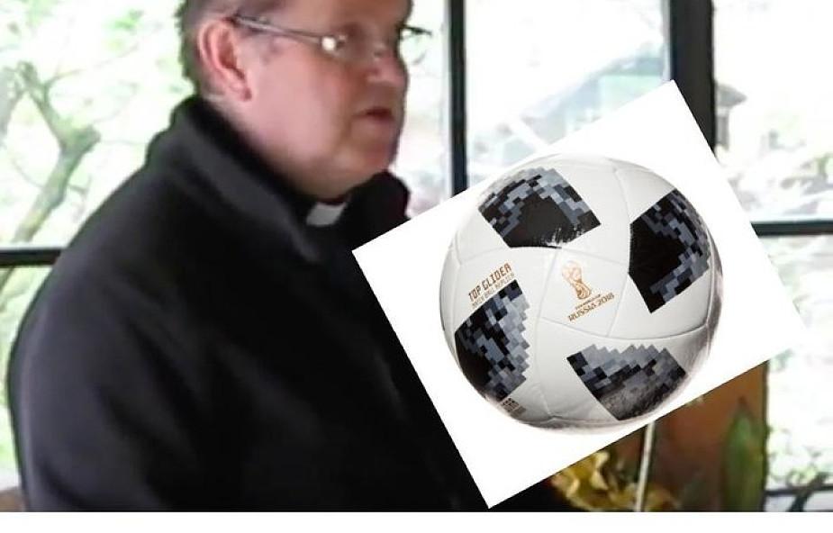 Luteranie w Szczyrku zbierają piłki, które ofiarują dzieciom. Akcję wsparł PZPN