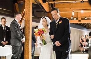 Najbliżsi zorganizowali im ślub zaledwie... w tydzień