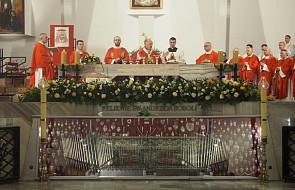 Jezuici upamiętnią 80. rocznicę kanonizacji św. Andrzeja Boboli