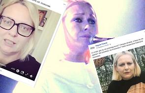 Kasia Nosowska rozbawiła tysiące internautów... do łez