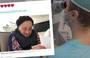 Pani Maria jest już po operacji. Resztę pieniędzy chce przekazać dla dziewczynki z nowotworem. Piękny gest!
