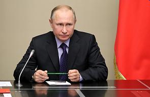 """Putin gratuluje wyboru prezydentowi Kuby; mówi o """"strategicznym związku"""""""