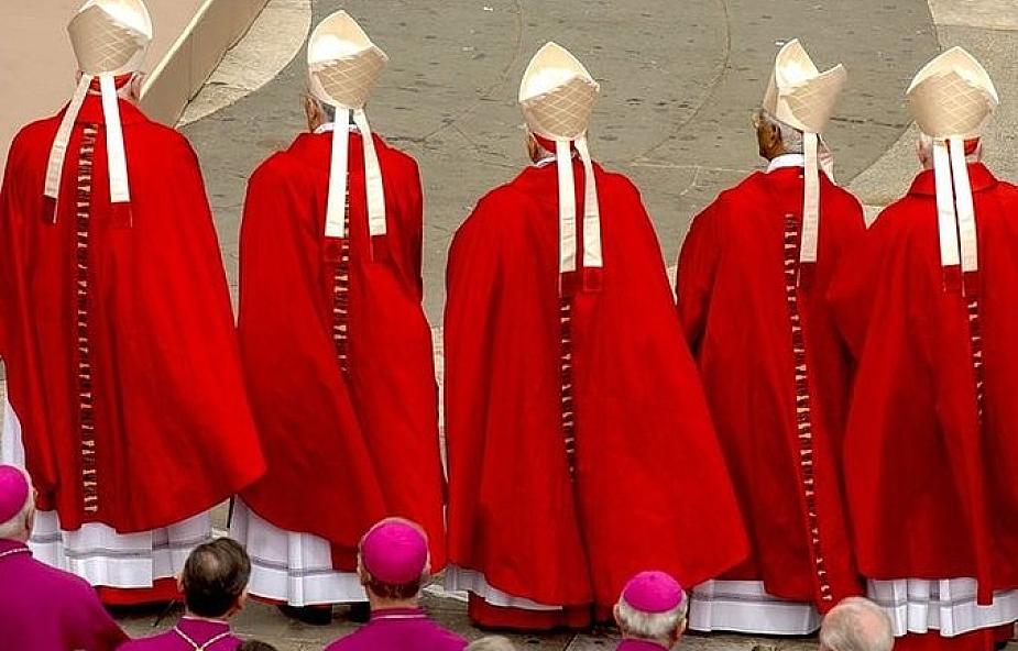 Prawdopodobnie po raz ostatni spotkają się w takim składzie. Co dalej z radą kardynałów?